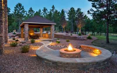 Luxury Fire Pits to Enhance Your Landscape