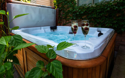 Hot Tubs- The Perfect Addition to Any Custom Home